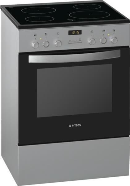 PITSOS PHCB154M54 Ceramic Electric Freestanding Kitchen - Lazanias ... 6e2cf2cef7e